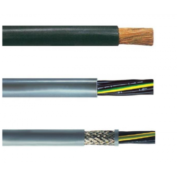 Flexible Control Cable